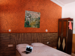 Кровать в отеле