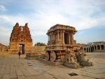 Храм Виталла c каменной колесницей