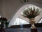 Храм Лотоса внутри