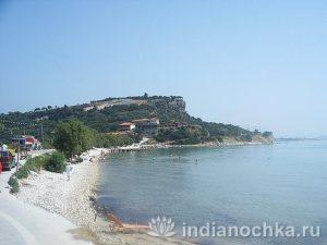 Пляж Тираколь, Гоа