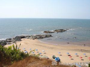 Пляж Анджуна, Гоа