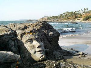 Пляж Вагатор, Гоа