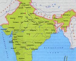 Где находится волшебная страна Индия