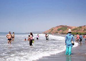 Пляж Колва, Гоа