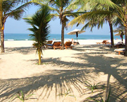 Пляжи Южного Гоа
