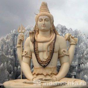 Брахманизм, статуя бога Шивы