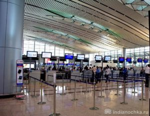 Аэропорт Хайдарабад