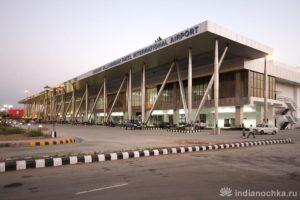 Аэропорт Ахмадабад