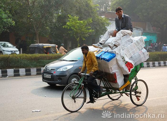 Вело-рикша