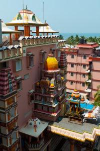 Амритапур. Ашрам в Керале