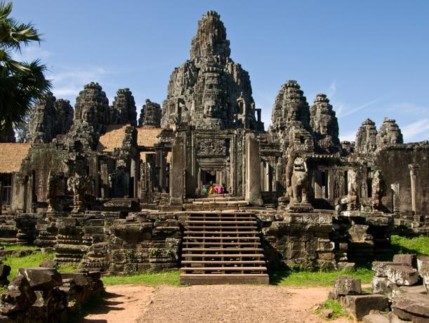 Храмовый комплекс Ангкор-ват