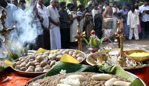 Блюда, предназначенные для празднования Понгала