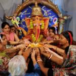 Индийский фестиваль Ганеши