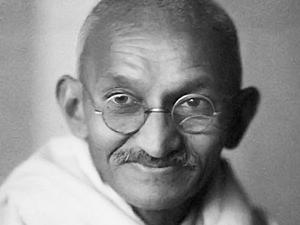 Махатма Ганди - борец за независимость