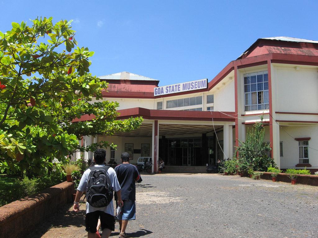 Государственный Музей в Гоа, Панаджи