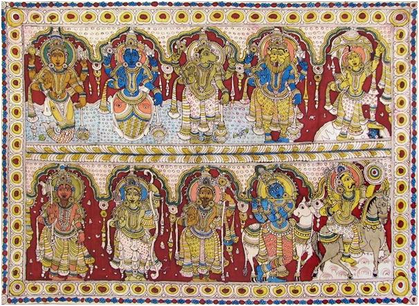Бог Хануман в Индуизме
