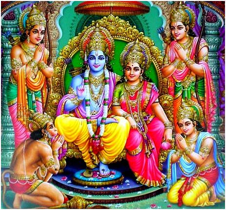 Хануман - аватар бога Шивы