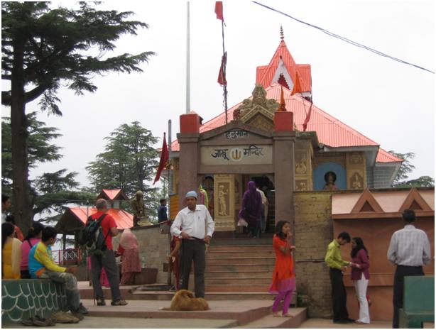 Почитание бога-обезьяны в Индии