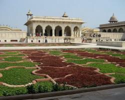Город Агра в Индии