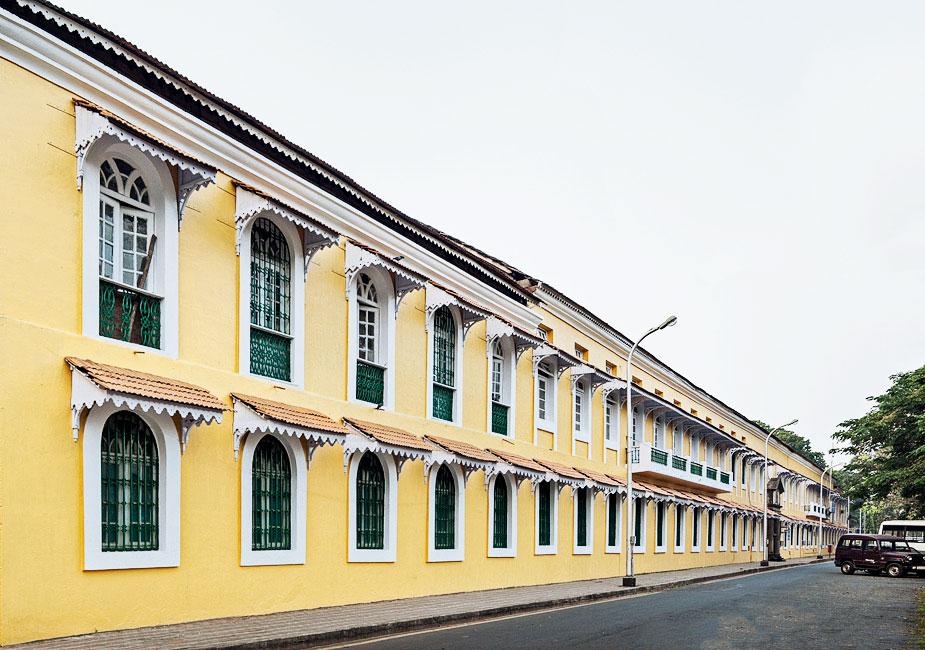 Институт Менезеса Браганзы, Панаджи