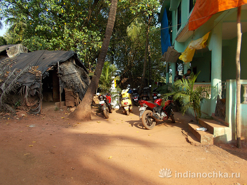 Цены на аренду скутеров в Гоа
