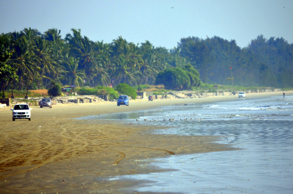 Мужаппилангад пляж