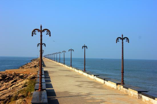 Пляж Бейпур Керала