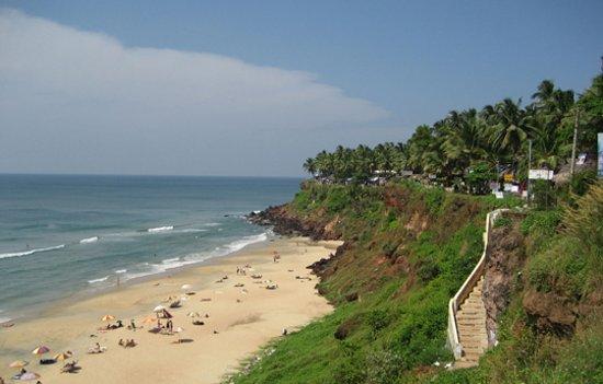 Пляж Эжимала Керала