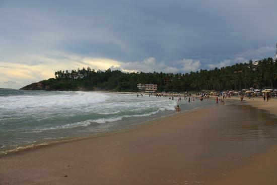Пляж Кумараком Керала