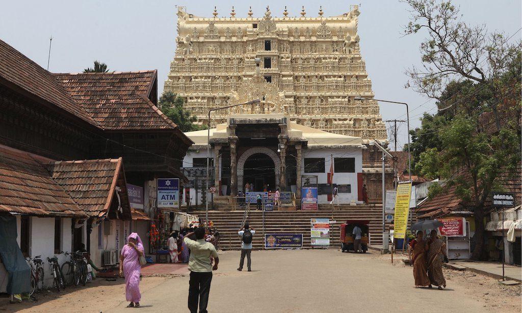 Храм Падванабхасвами Керала