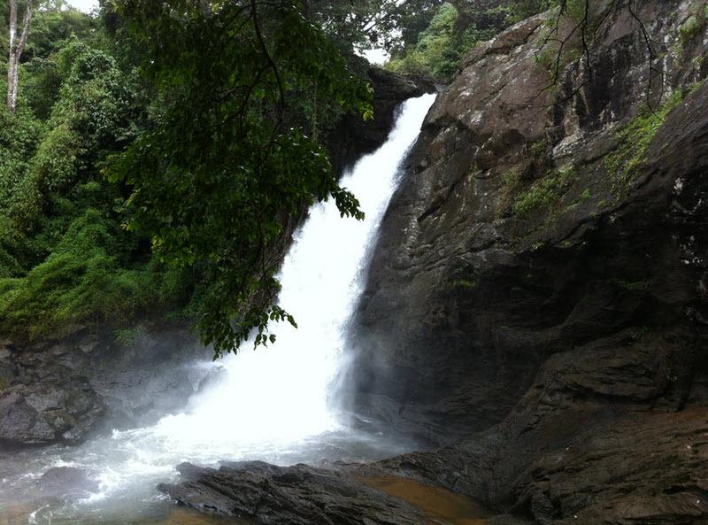 Водопад Сучипара Индия