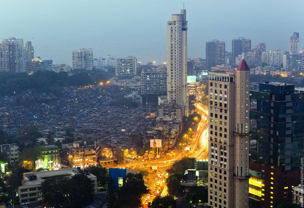 Мумбаи столица Махараштры