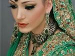 Свадебное дорогое сари