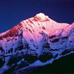 Гималаи на карте