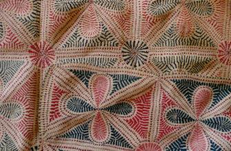 Вышивка Кантха