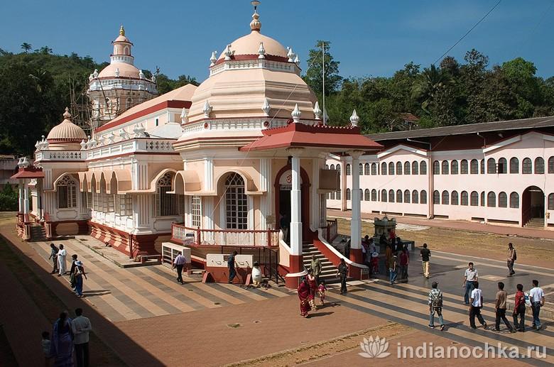 Храм Мангеш