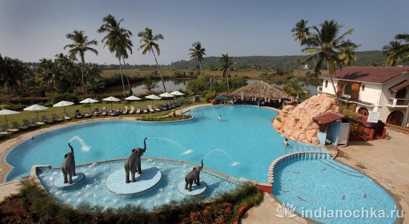 Отель Resort Rio в Гоа