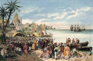 Португальцы в Индии
