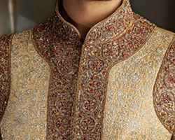 Зардози вышивка Индии