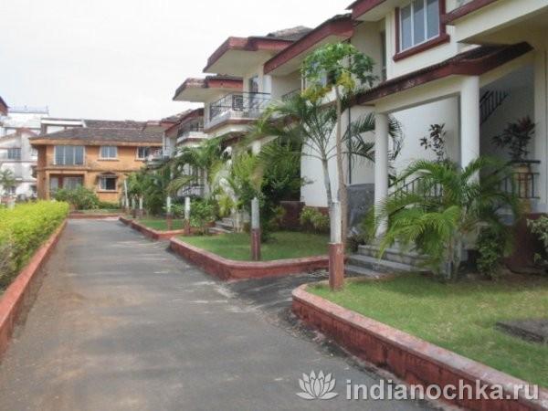 Отель Colonia Jose Menino