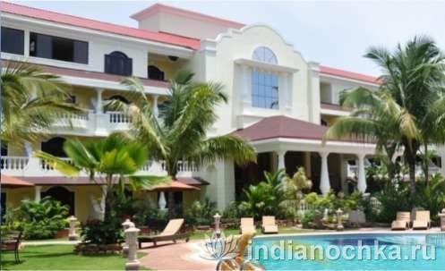 Отель Joecons Beach Resort
