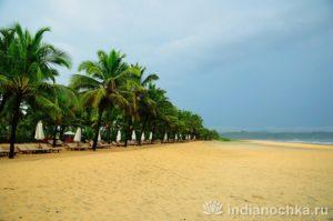 Пляж Мобор, Гоа