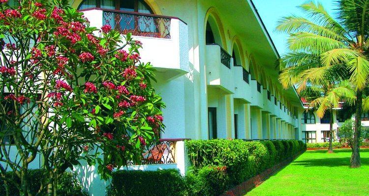 Отели Южного Гоа