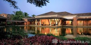 Отель Park Hyatt Goa Resort & Spa