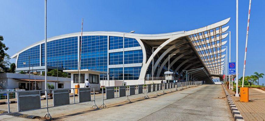 Аэропорт Даболим Гоа