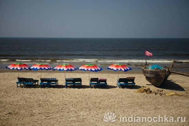 Пляж в Арамболе
