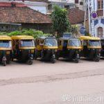 Такси и рикши в Индии