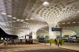 Аэропорт в Мумбаи