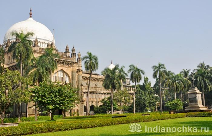 Музей Принца Уэльского в Мумбаи
