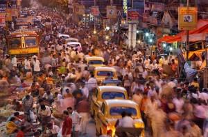 Численность населения в Мумбаи